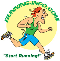 running  information, news, club info, health information